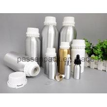 Leere Aluminium-Olivenöl-Flasche mit Tamper-Proof Cap (PPC-AEOB-021)
