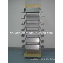 Multiple Function Metal Display Stand / Rotatable Display