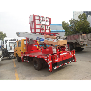 JMC 30 meter ladder moving truck