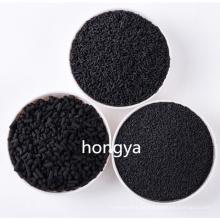 impregnado de enxofre S sedimento de carvão ativado remover mercúrio Hg