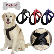 La laisse escamotable de chien d'air de chien de grande taille a mené la laisse résistante et respirable de chien menée