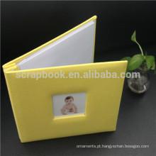álbum de fotos de 8x8, álbuns de fotos de autoaderente, bebê de álbum de foto