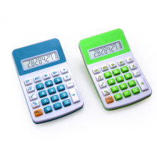 Battery power 8 Digits Mini Pocket Calculator with Sound