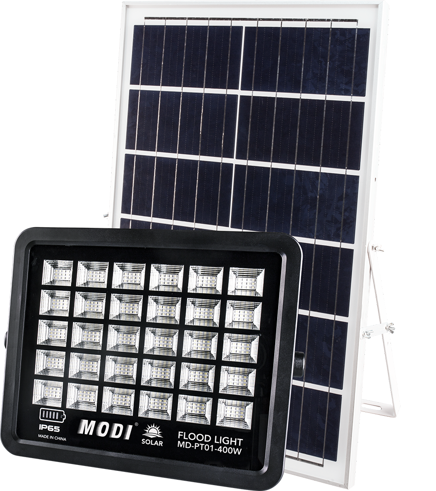 Solar flood lights With Charging indicator