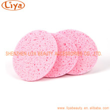 Round Compressed Facial Sponge for Promotion