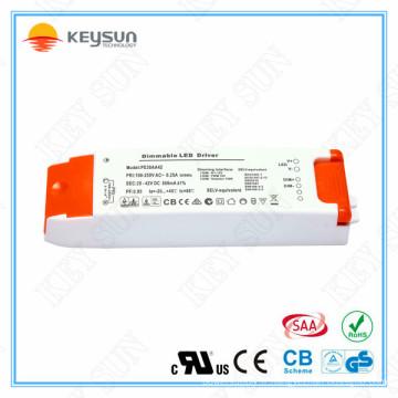 18W 20W 30W déporté LED régulateur COB LED downlight, downlight dimmable
