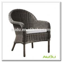 Audu Polyrattan PROVENCE CLASSIC SWIVEL LOUNGE CHAIR