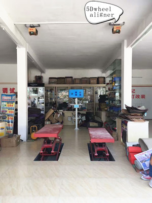 Auto Alignment Shops Near Me