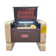 4060 CO2 laser engraving machine for wood PVC bamboo