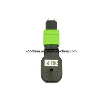 Loopbacks do atenuador da fibra óptica de MPO