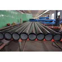 ERW Welded Carbon Black Steel Pipe