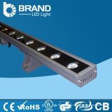 Водонепроницаемый IP65 DMX512 Control DC24V 500мм 12 * 3 Вт RGB LED стиральная машина
