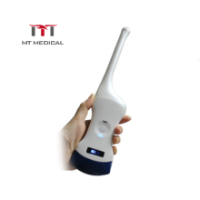 Portable 128/192 element electronic array double head transvaginal/convex wireless ultrasound probe