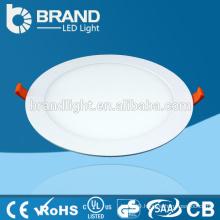AC85-265V SMD2835 Round 12w Ultra Thin LED Light Panel