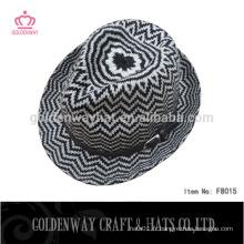 Chapeau chaud chapeau d'hiver de style européen chapeaux d'hiver bon marché