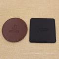 Kundenspezifisches Firmenlogo / Text-Leder PU-Schalen-Matte von Zhongshan China