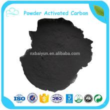 La decoloración de la industria alimentaria por carbón activado en polvo de malla 350
