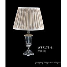 Home Decor Elegant Crystal Table Lamp (WT7173-1)