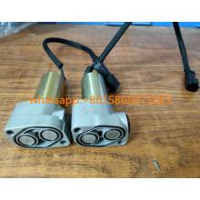 Peças da máquina escavadora do solenóide 702-21-07610 PC300-8 da válvula de Komatsu