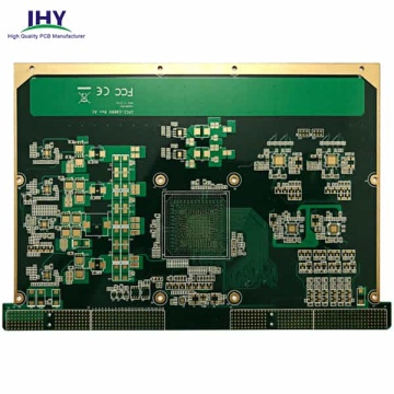 10 Layer Fr4 Material High-Density Interconnect PCB