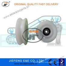 JFThyssen 70 * 17mm 6200 Aufzug S8 Türaufhänger Roller