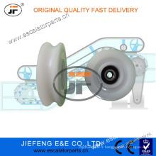 JFThyssen 70 * 17mm 6200 Ascenseur S8 Rouleau de suspension de porte