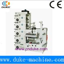 Machine automatique de haute qualité pour l'impression d'étiquettes flexographiques (RY-320)