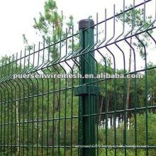 Curved Metal Fencing decorative metal fencing