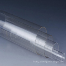 Clear LED Lights Electric Wire Protection PC Tube Rigid 35mm Plastic Tubes