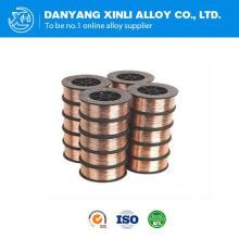 China Hersteller Kupfer Nickel Legierung Widerstand Draht CuNi2 Legierung (NC005)