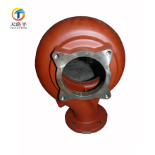 Высокое качество чугун Литейный песок Китай продукция литья