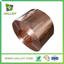 Fita do manganina manganês cobre resistência Strip 6j13 para amperímetro