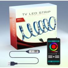 TV LED STRIP 5050 tableau noir 5V30 lumière bluetooth