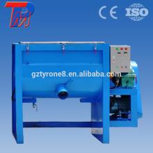 China pintura de color industrial mezcla uso horizontal máquina mezcladora de plástico