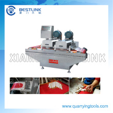 China Manufacturer Multi-Blade Mosaic Tile Cutter for Marble Stone
