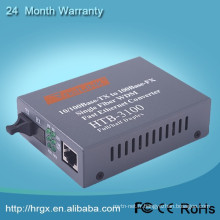 www.alibaba.com HTB-3100 10 / 100M SC 25KM Netlink Media Converter