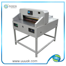 High precision table top paper cutter