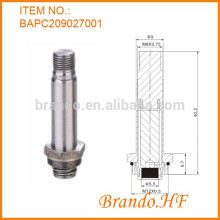 9mm Stainless Steel tube Solenoid Operator for Beverage Dispenser Valve