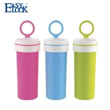 cool flip top manufacturer team school kids water bottle with handle