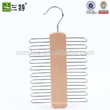 wood necktie hanger cross