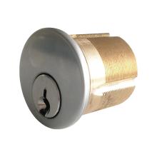 Cilindro durável de latão americano padrão Mortise Lock