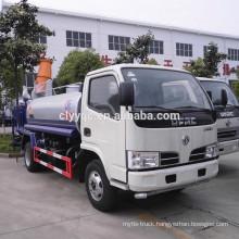 Dongfeng(DFAC) 4X2 garden pesticide spraying truck 4CBM(4000liter) spray water truck for hot sale