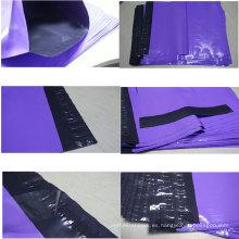 Bolso adhesivo no intermedio de la ropa roja / anuncio publicitario plástico