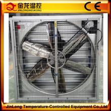 Jinlong - Ventilador de extracción de peso de 44 pulgadas para granjas / casas avícolas