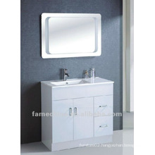 Modern bathroom vanities unit
