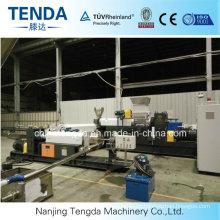 Línea automática de la máquina de producción del lavado de la película del plástico de los residuos PP