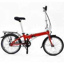 """20"""" High-Strength Aluminum Frame, This Folding Bike Is Lightweight"""
