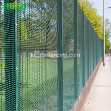 뜨거운 Slae Welded358 Anti Climb Fence