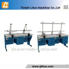 Столы для лабораторных столов Blue Color Metal Structurer