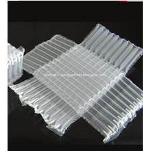 Air column sheet for cartons